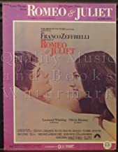 Love Theme from Romeo and Juliet All Organ Solo Sheet Music (F45748a)