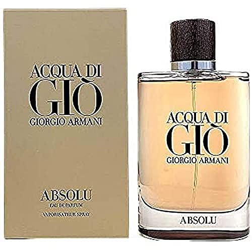 Acqua Di Gio Absolu Homme Edp 125Ml, Giorgio Armani
