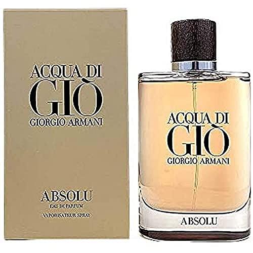 Armani ACQUA di GIO ABSOLU para Caballero Eau de Perfume en Spray de 125 ml