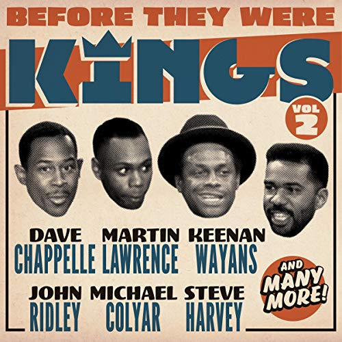 Before They Were Kings, Vol. 2  By  cover art