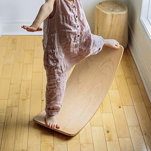 Equilibrio con tabla curva PUDDINGT