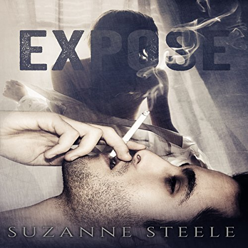Exposé audiobook cover art