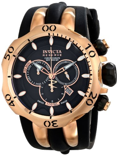 Invicta Reserve Venom Swiss Chronograph Mens Watch 10830: Watches