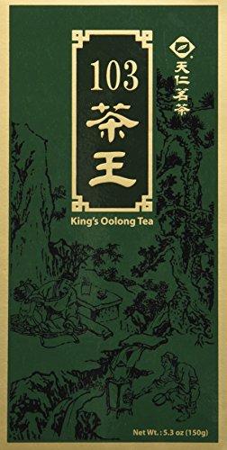 T884 103 TenRen's King's Oolong tea 150 grams (5.03 oz) by Ten Ren