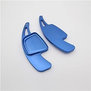 LIUYU Fit voor AUDI A4L / A6L / A7 / A8 / S4 / S5 2020 Aluminium Stuurwielverschuiving Paddle Extension 2PCS / SET (Color...