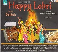 Happy Lohri -Includes Dhol Beats [Cd]