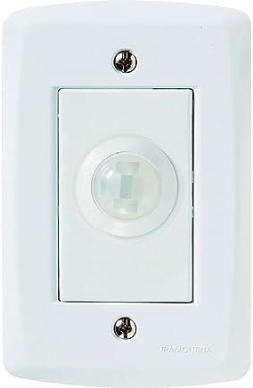 Sensor de Presença 110/220V Branco-TRAMONTINA-57145080