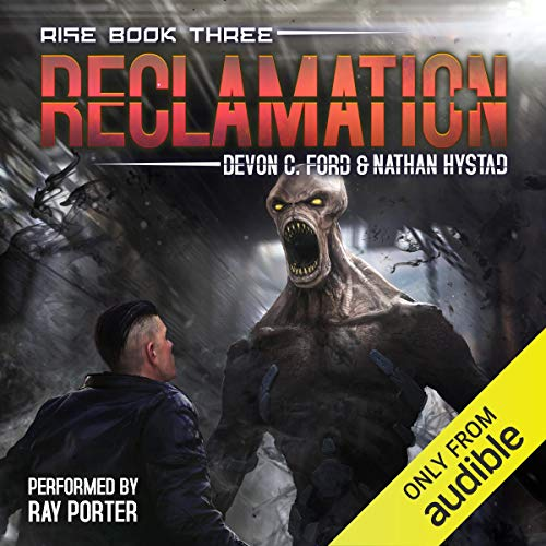Reclamation audiobook cover art