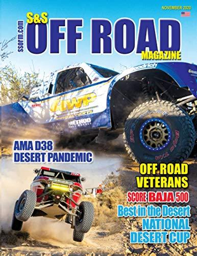 S&S Off Road Magazine November 2020 Book Version