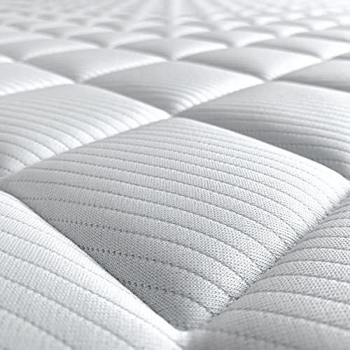 Somnia Descanso - Colchón Viscoelástico One Reversible | Firmeza y Confort | Altura 20cm | Cara Invierno/Verano | 80x200