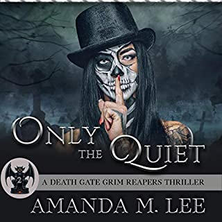 Only the Quiet  audiobook cover art