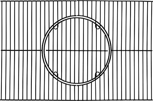 tepro Grillzubehör Universal Grillrost-Set, emailliert, für Rost-in-Rost-System, Grillfläche: ca. 69,5 x 46 cm