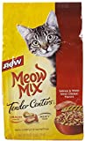 Meow Mix Tender Centers - Salmon & White Meat Chicken Flavor - 3 lb