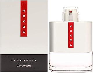 Prada Luna Rossa Eau De Toilette Spray For Men, 3.4 Fl Oz