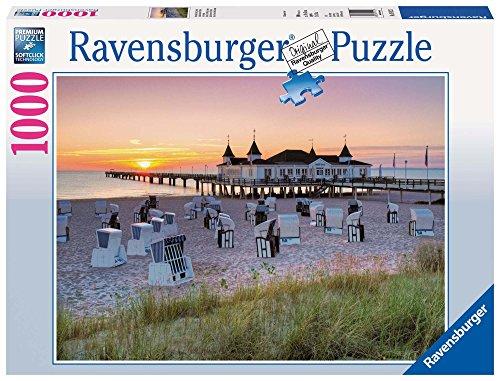 Ravensburger Puzzle 19112 - Ostseebad Ahlbeck, Usedom - 1000 Teile