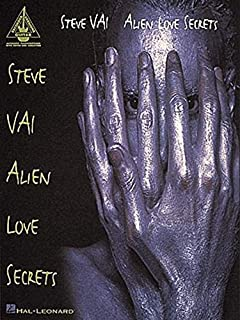 Steve Vai - Alien Love Secrets (Guitar Recorded Versions)