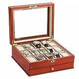 Uhrenbox Luxor Holz