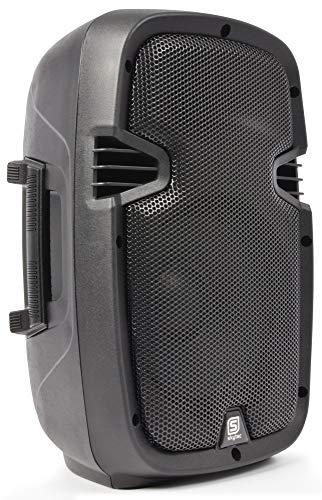 Vonyx SPJ-800ABT MP3 Altavoz Activo Hi-End BT 8