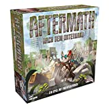 Plaid Hat Games Aftermath: an Adventure Book Game, Multicolor