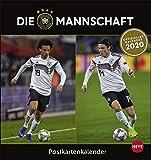 DFB Sammelkartenkalender 2020 16x17cm