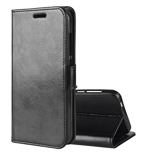 GH-Ghawk Lenovo Z6 Lite Pelle Portafoglio Case, Tutela Dell'Ambiente TPU + Pelle PU Custodia Caso Custodia Case Cover