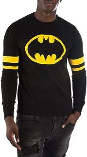 Batman Sweater DC Comics Apparel Batman Shirt DC Comics Sweater Batman Apparel