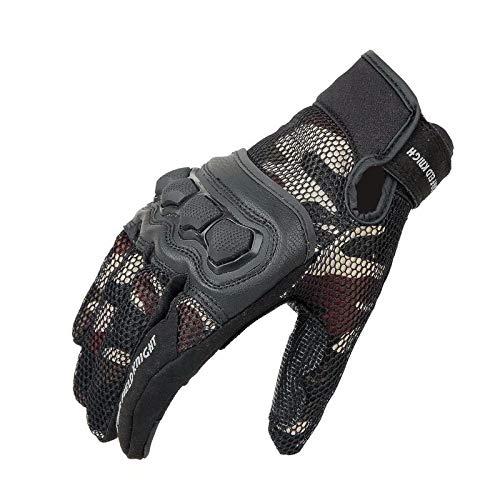 N/A NA Handschoenen 1 paar Motorfiets Handschoenen Ridder Dagelijkse Rijden Bescherming Touch Screen Handschoenen Riders Ademende Handschoen
