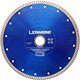 Disco de corte de diamante de azulejos PREMIUM Ø 200 mm x 30.0 mm - gres porcelánico - c...