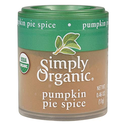 Simply Organic Organic Mini Pumpkin Pie Spice-0.46 Oz