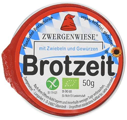Zwergenwiese Bio Aufstrich Kleiner Streich Brotzeit nach Obazda Art, 50 g
