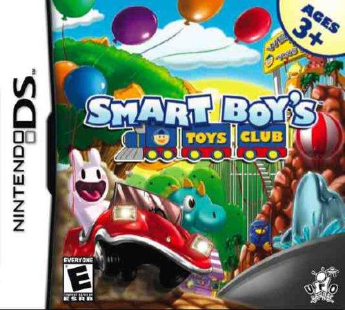 Smart Boy's: Toy Club - Nintendo DS