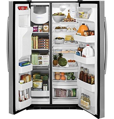 GE GSS25GSHSS Side Refrigerator