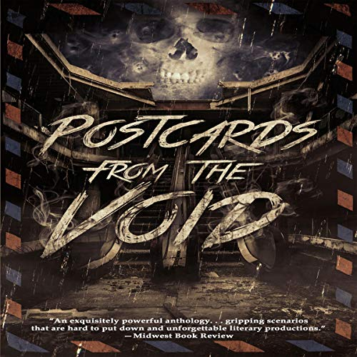 Postcards from the Void audiobook cover art