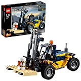 LEGO- Technic Carrello elevatore Heavy Duty, Multicolore, 42079