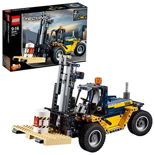 Lego 6213708 Lego Technic   Lego Technic Robuuste Vorkheftruck - 42079, Multicolor