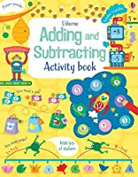 Adding and Subtracting (Maths Activity Books)