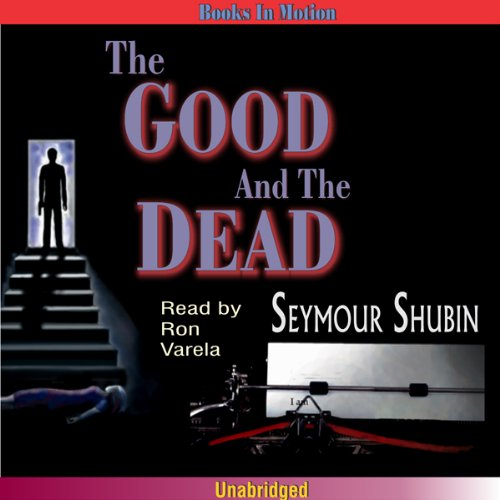 The Good and the Dead audiobook cover art