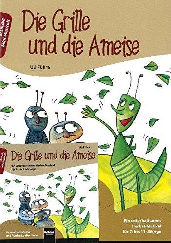 Die Grille und die Ameise. Buch und...