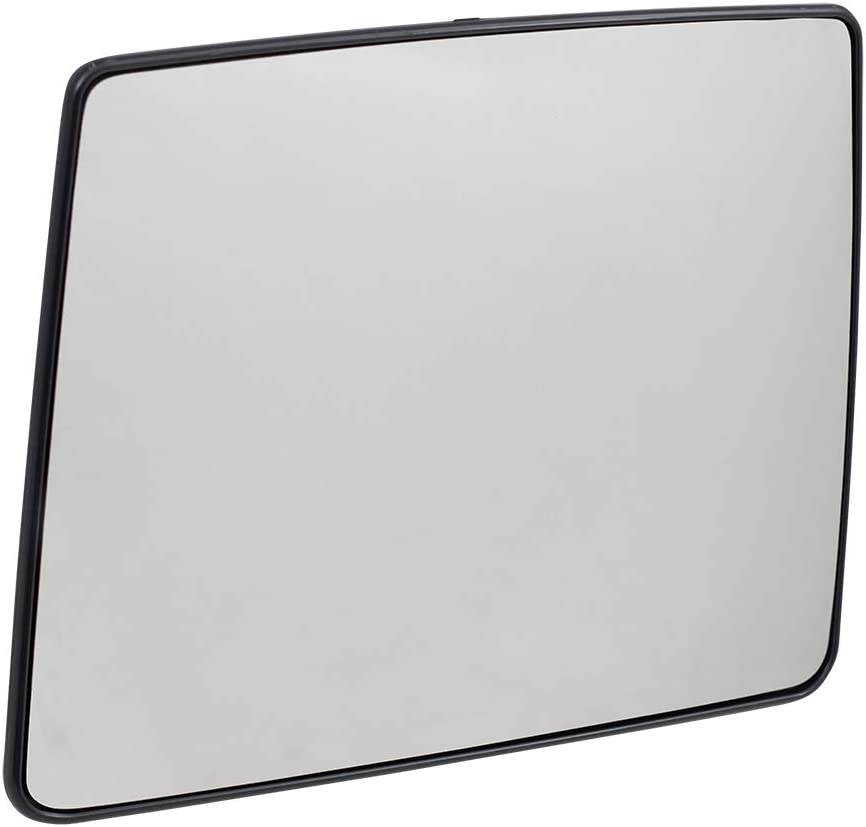 Brock Replacement Driver 店舗 Tow 爆買い送料無料 Mirror Glass Heated with Base Compa