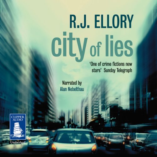 City of Lies Titelbild