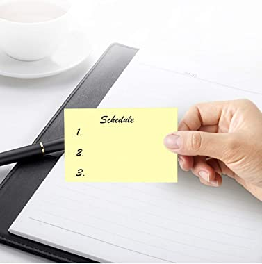 """Tueascallk 10 Packs Combination Sticky Notes, Pop-up Self-Adhesive Notes, 3.2"""" x 4.1"""", 200 Sheets/Pack"""