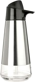 Oxo Easy Press Stainless Steel Soap Dispenser, 3-1/4
