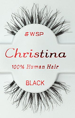 Christina Eyelashes 60packs #WSP