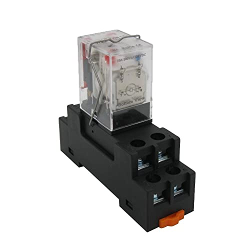 Ice Cube Relay: Amazon.com Ice Cube Relays Wiring Diagram V on
