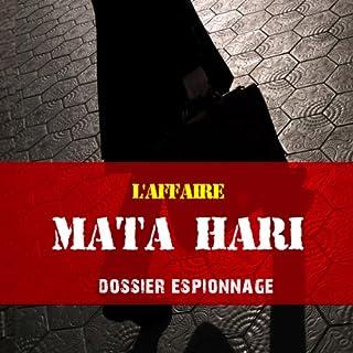 Couverture de L'histoire de Mata Hari