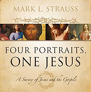 Four Portraits, One Jesus (Audio Lectures) cover art