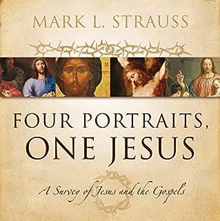 Four Portraits, One Jesus (Audio Lectures) audiobook cover art