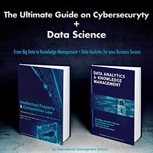 The Ultimate Guide on Cybersecurity + Data Science: 2 Books in 1  By  cover art