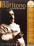 Cantolopera: Arie Per Baritono Vol. 4 Per Voce E Pianoforte +CD