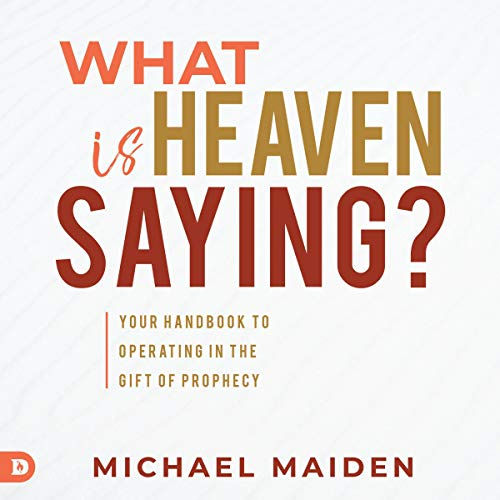Couverture de What Is Heaven Saying?